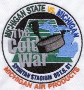 Michigan State Patch 1