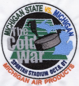Michigan State Patch 2