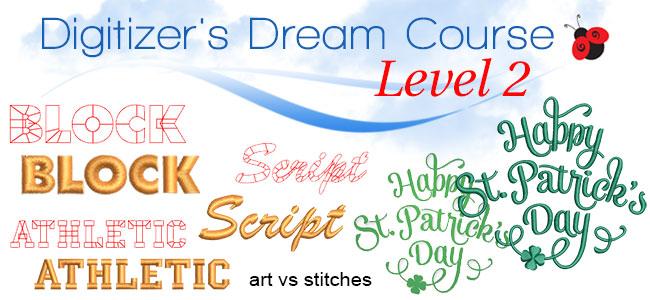 Dizitizers Dream Course level 2