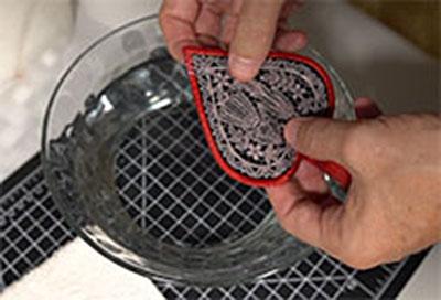 rinsing stabilizer design