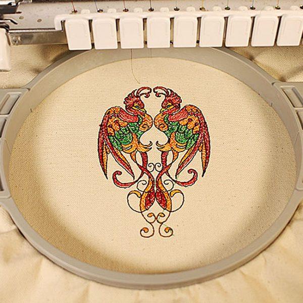 Embroidery Digitizing Stitch Out