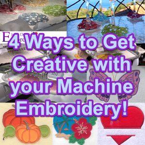 creative embroidery
