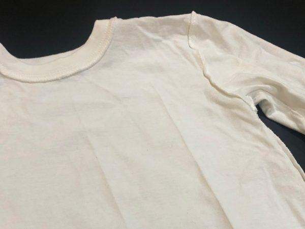 folded t shirt