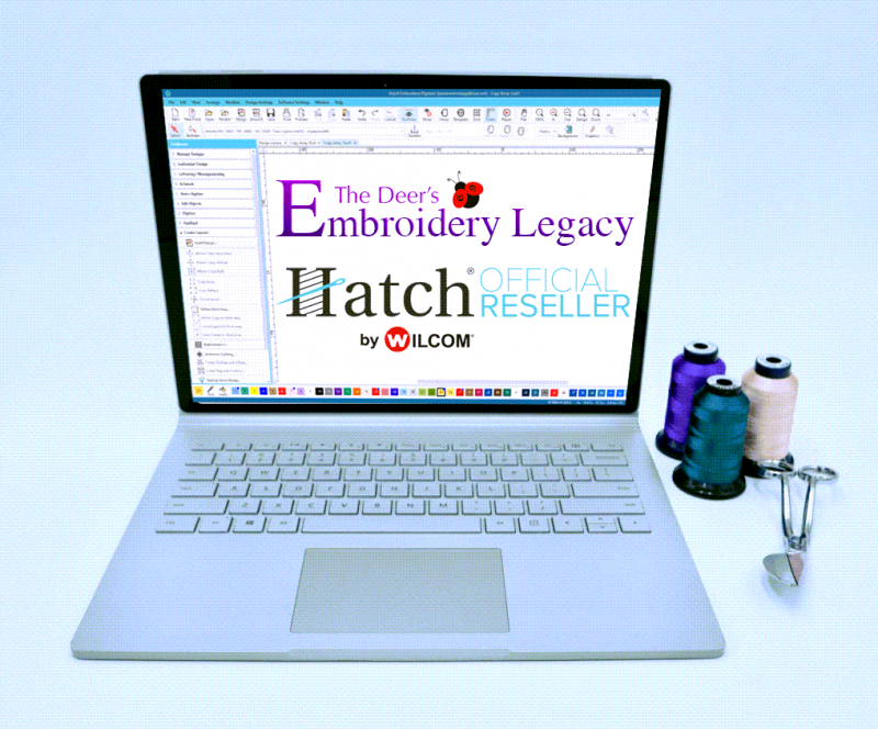 Hatch Embroidery Official Reseller