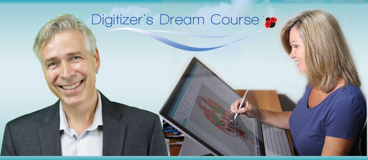 Digitizer's Dream Course