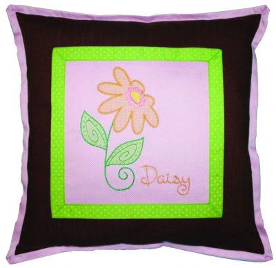 Daisy Pillow Tutorial Final