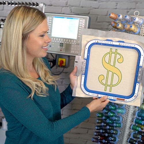 Earning Money with an Embroidery Business