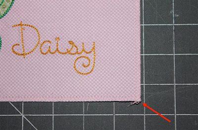 Embroidery Thread Daisy