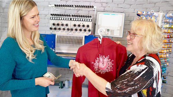Increase Your Profits with Embroidery Workflow