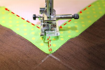Pivot Embroidery Foot