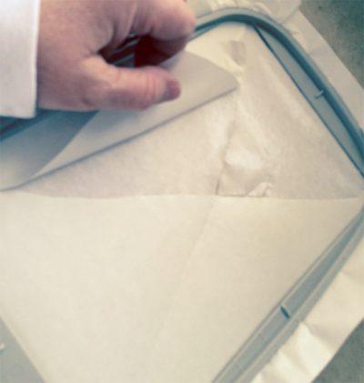 stick stabilizer paper