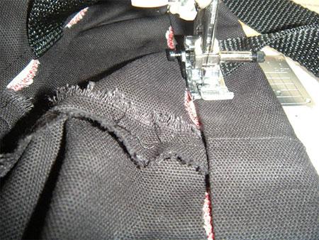 stitch easy diy halloween trick or treat bag