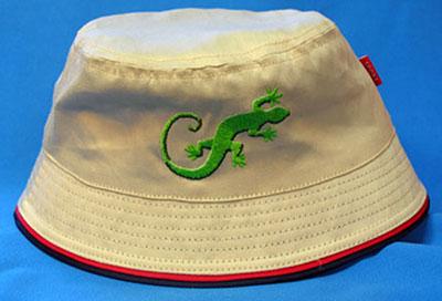 aloha hawaii gecko hat
