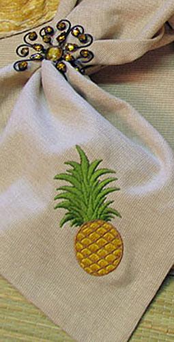 aloha hawaii napkin