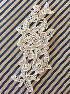 MESVL22 lace sewout