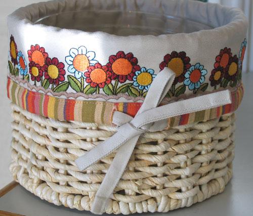 border pack basket