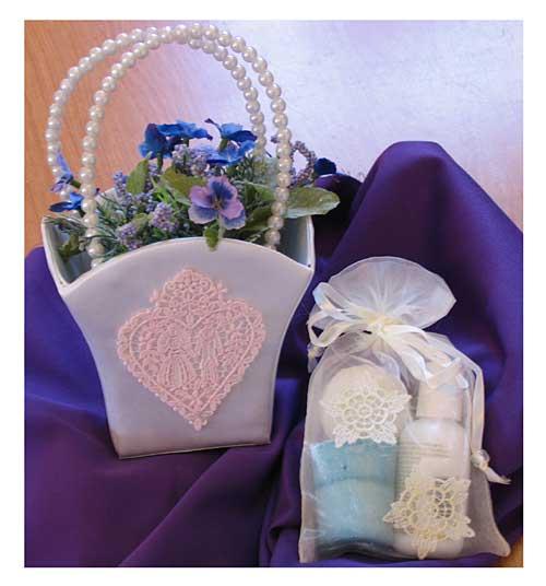 lace gift set