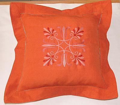 simply elegant pillow
