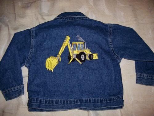 construction zone jacket