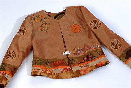 asian flare jacket