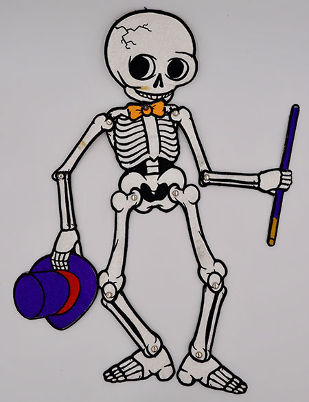 skeleton swing and sway