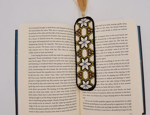 In the Hoop Embroidery Bookmark Designs & Tutorial