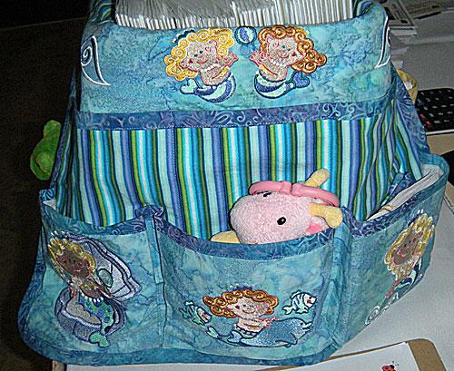 sweet mermaids bag