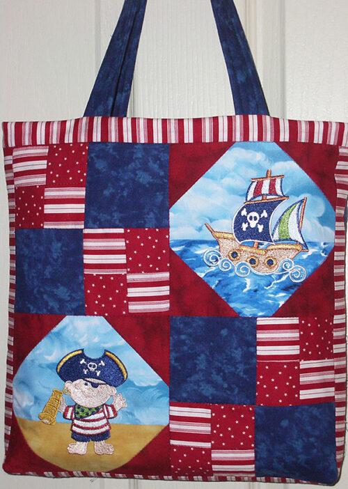 Pirate Kids bag