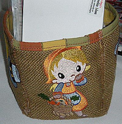 pilgrim thanksgiving basket