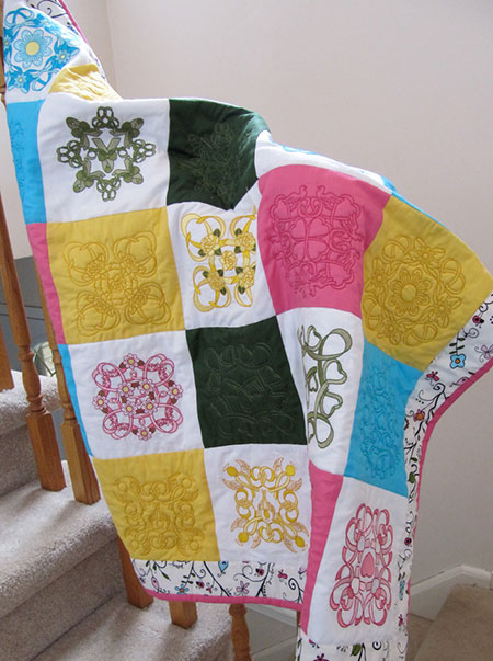 cancer quilt blocks