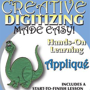 Creative Digitizing Applique