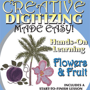 Digitizing Flowers and Fruit