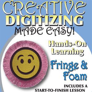 Digitizing Fringe and Foam
