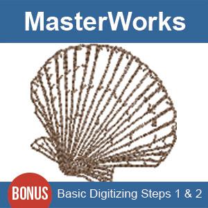 MasterWorks Digitizing Lesson