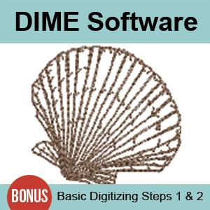 DIME Software Digitizing