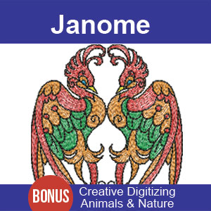 Janome Digitizing Certification