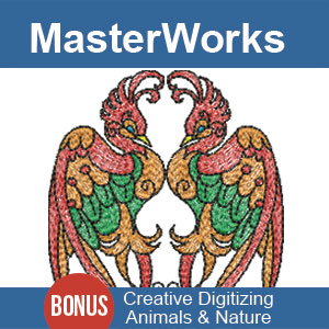 MasterWorks Digitizing Certification