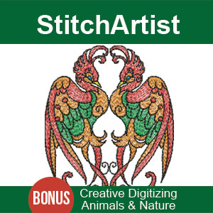 StitchArtist Digitizing Certification