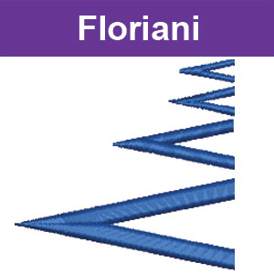 Floriani Digitizing Lesson