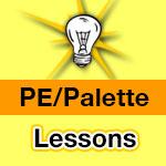 pepalette lesson