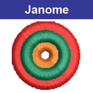 janome lev 2 lesson 2 icon