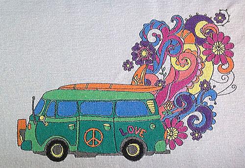 magic school bus coloring tee