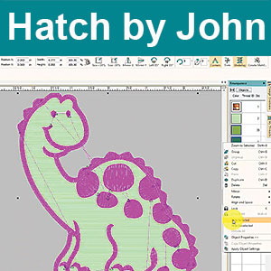 Hatch Digitizing Lesson