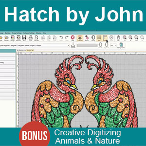 Hatch Digitizing Certification
