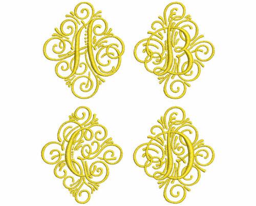 Adorn Solo monogram letter icon