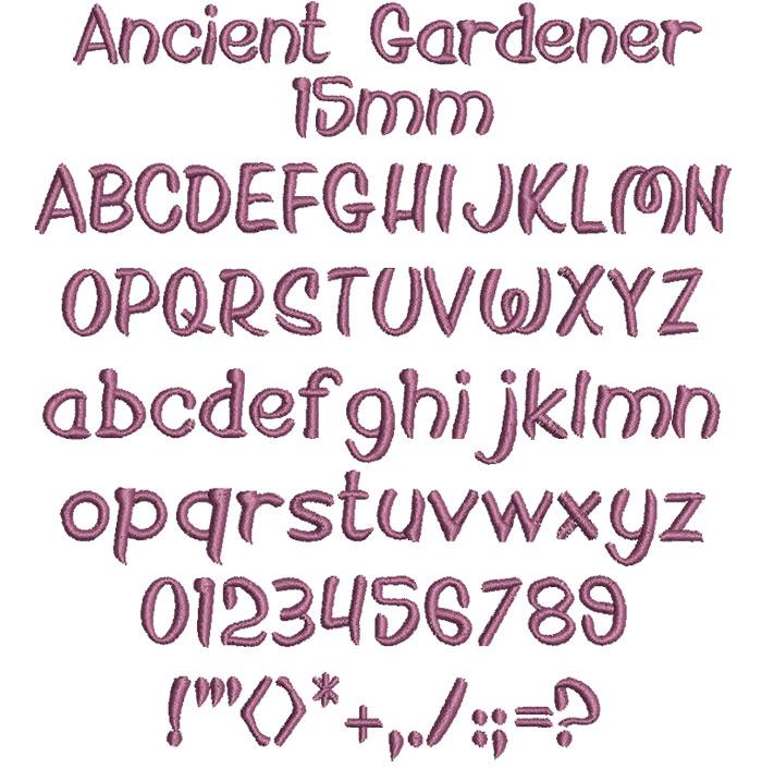 Ancient Gardener