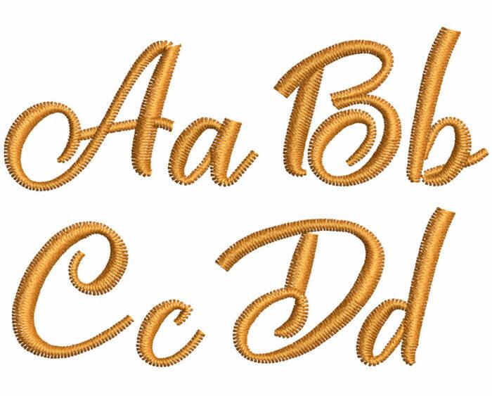 Himdath 20mm Font