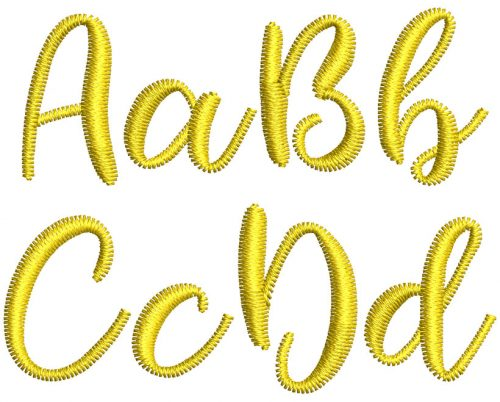 Mallory esa font letters icon