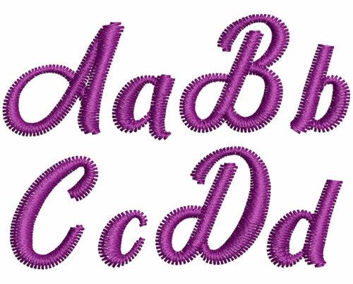 Mon Cheri esa font letters icon