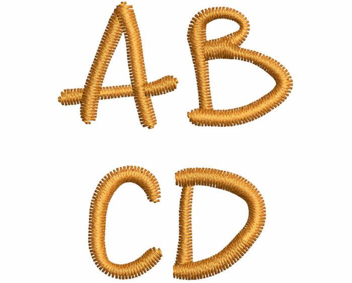 Odd Socks esa font letters icon